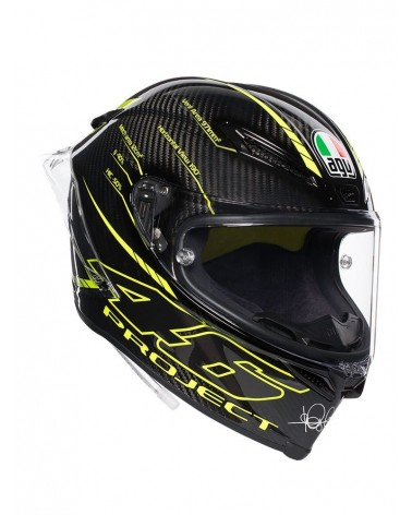 AGV PISTA GP R TOP PROJECT...